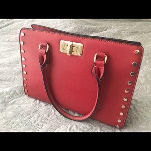 Handbags - Beautiful Red Pocketbook!